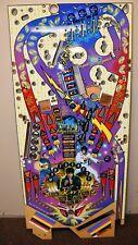 2004 Stern Elvis Pinball Playfield NOS