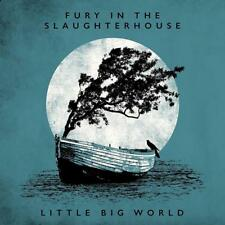 Little Big World-Live & Acoustic von Fury In The Slaughterhouse (2017)