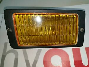 Porsche 911 G Model Carrera 3,2 930 Turbo Bosch Fog Light Yellow Original