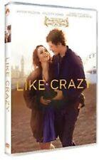 Dvd LIKE CRAZY - (2011) (Contenuti Speciali) ......NUOVO