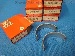 GMC 305 351 401 478 Connecting Rod Bearing Set 6 STANDARD OEM USA GMC 702 V12