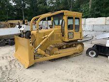 Caterpillar Cat D5b Dozer Bulldozer Track Crawler Ac Heat Full Cab