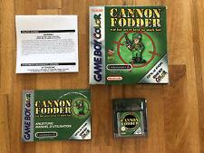 Canon Foder für Gameboy Color mit OVP und Anleitung