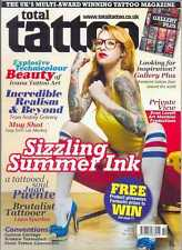 TOTAL TATTOO Magazine October 2013 / No.108 (NEW COPY)