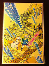 ADVENTURE TIME FIONNA & CAKE #1 COVER D by ETHAN RILY NEAR MINT FIRST PRINT