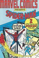 3 Marvel Comics Presents Mini Comic Free X-Men Alf Spiderman Book NM 8.0-9.5 NOS