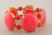 Gold Casting Stretchable Bubble Bracelet