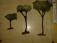 kit 3.alberi set   in foto per presepe crib