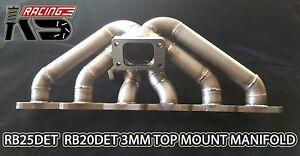 RB25DET RB20DET TOP MOUNT MANIFOLD 3MM