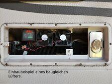 Doppellüfter Set Camping Kühlschränke inkl. Steuereinheit