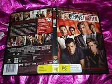 OCEAN'S THIRTEEN : (DVD, PG) (122069S)