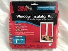 """3M Window Insulator Kit for ONE 6' 8"""" x 9' Patio Door Indoor Insulation"""