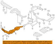 VW VOLKSWAGEN OEM 12-18 Passat 3.6L-V6-Catalytic Converter 561254500B