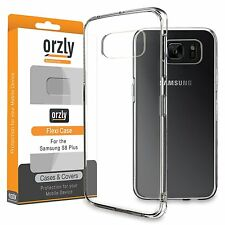 Galaxy S8 PLUS Case, Orzly FlexiCase for Samsung Galaxy S8 PLUS 2017 Model 6.2''