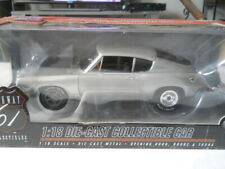 Highway 61 1968 Plymouth Barracuda 1:18 Diecast 1 of 504 (#50314A)