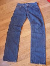 mens HUGO BOSS texas jeans - size 32/34 great condition