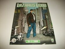 LAZARUS LEDD N.97.TRA LE OMBRE.STAR COMICS.LUGLIO 2001 BUONISSIMO!!