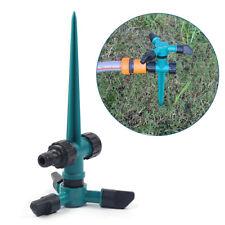 Lawn Garden Sprinklers 360 Degree Automatically Rotating Sprinkler Water Sprayer