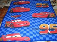 CARS 95 BABY BLANKET 35 x 28