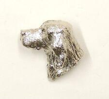 English Setter Spaniel Lapel Pin/Brooch