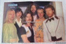 KANSAS Very Rare US POSTER 1977 !!!! from Circus magazine