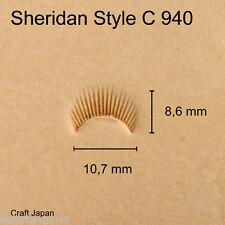 Punziereisen Sheridan Style C 940 - Camouflage - Craft Japan