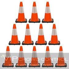 "JBC Traffic Cone 12 PCS Set, 18"" HT, RS45015C3M6"