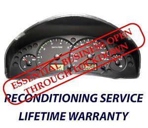 Ford Transit (2003-2006) COMPLETE Instrument Cluster Speedometer Repair