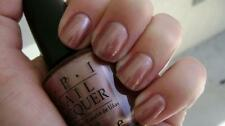 New! Opi Nail Polish Nail Lacquer in Chicago Champagne Toast ~ Soft Muted Pink