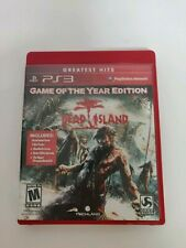 Dead Island Game Of The Year - Greatest Hits GOTY - PS3 PlayStation 3 Sony