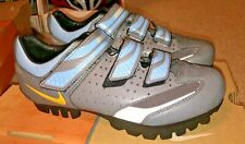 Nike YVR Womens MTB Cycllng Shoes SPD - Grey - Size EUR 36 / 5.5 USA
