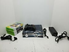 Xbox 360 S Halo 4 Limited Edition 320Gb conse with 1 controller with 7 games.