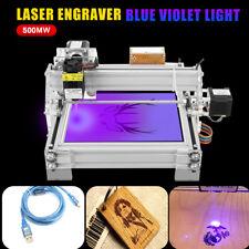 500mw DIY USB Laser Engraving Marking Machine Paper Wood Cutter Printer Engraver