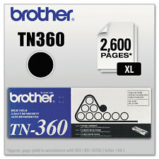 Brother TN360 High-Yield Toner Black