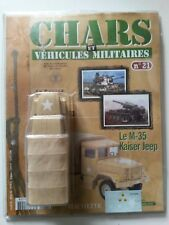 Solido M35 Kaiser Jeep sable US ARMY neuf boite char véhicule militaire fascicul