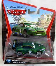 Disney Pixar Cars 2 Nigel Gearsley diecast