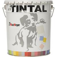 Pittura Superlavabile Bianco Opaco Max Meyer Tintal 0,75 Lt Interno/Esterno