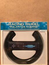Intec G5885 Racing Wheel for Nintendo Wii NEW