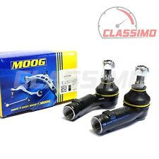 Moog Track Tie Rod End Pair for SEAT LEON CUPRA R Mk 1 + VW GOLF R32 - 2000-2005