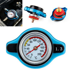 1.3 Bar Small Head Thermo Temp Gauge Thermostatic Radiator Cap For Car Universal
