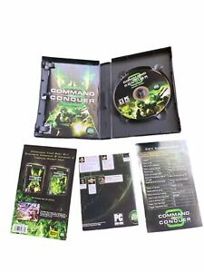 Command & Conquer 3: Tiberium Wars PC Complete Tested