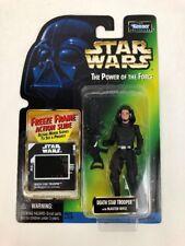Star Wars POTF Death Star Trooper Freeze Frame Power of the Force Kenner 1998