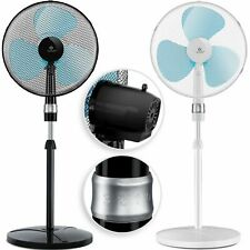 KESSER® Standventilator Ventilator Luftkühler Klimagerät Oszillation 50W leise