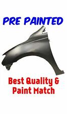 New PRE PAINTED Driver LH Fender for 2013-2015 Nissan Sentra   w Free TouchUp