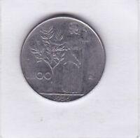 100 Lire Italien 1956 Italy prima Erhaltung