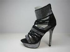 Stiletto Clubwear Platforms & Wedges Synthetic Heels for Women