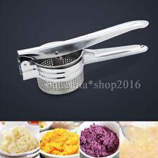 Kartoffelpresse Spätzlepresse Nudelpresse Spaghettieis Edelstahl Rostfrei Presse