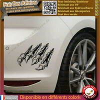 stickers autocollant griffe aigle deco auto tuning rallye sponsor sport