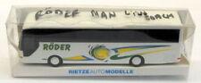 Coches, camiones y furgonetas de automodelismo y aeromodelismo Rietze plástico MAN