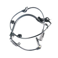 BAIXINDE Rear Left ABS Wheel Speed Sensor for Mitsubishi Outlander Lancer 4670A583
